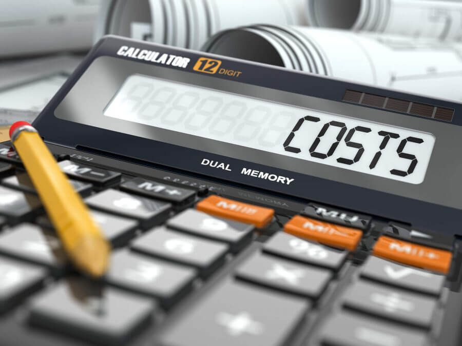 Calculator, counting the costs